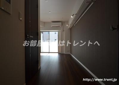 【居間・リビング】クレイシア新宿パークコンフォート