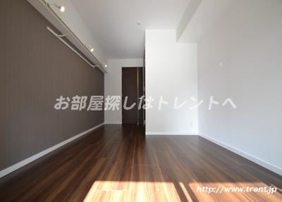 【寝室】クレイシア新宿パークコンフォート