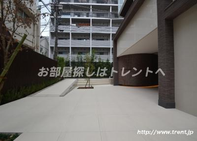 【外観】クレイシア新宿パークコンフォート