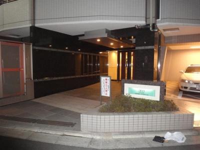 【エントランス】日神デュオステージ練馬北町