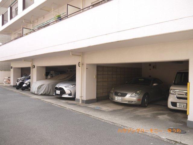 【駐車場】ジュウエル大塚