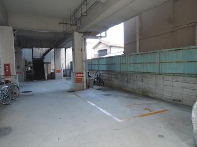 【駐車場】シティ八尾