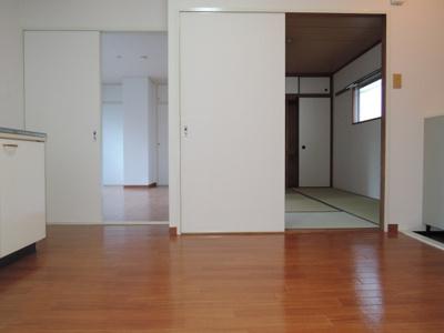 【キッチン】シティ八尾