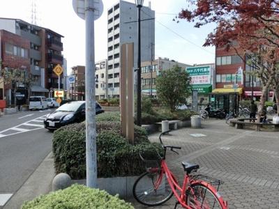 【外観】白鷺町ロータリー店舗・事務所1階