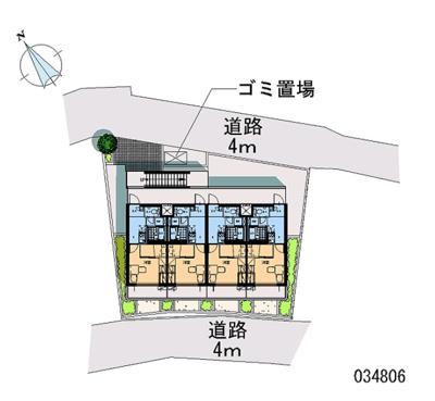 【区画図】本駒込