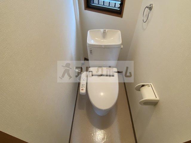 コンフィメゾン柏原 おトイレ