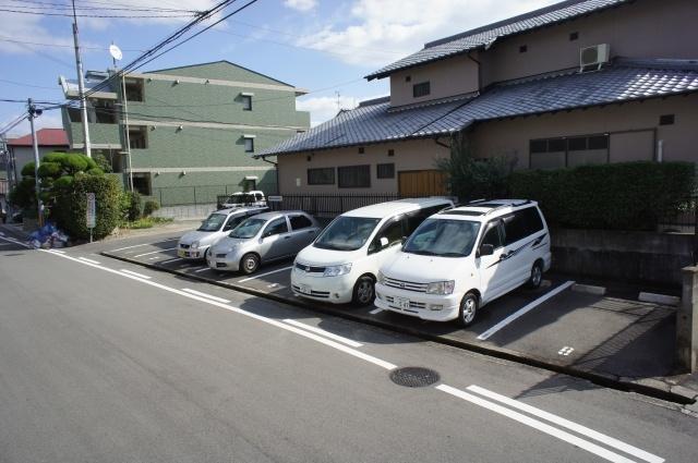 【駐車場】垂谷駐車場