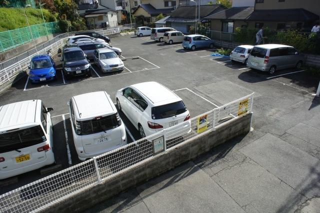 【駐車場】アメニティー第2駐車場