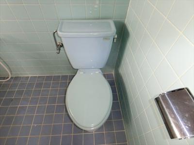 【トイレ】コーポ照