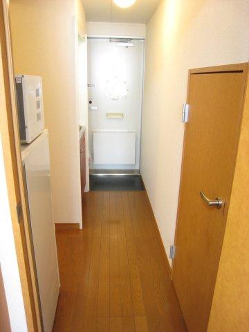 造付けベット、就寝スペースとしてご利用いただけます