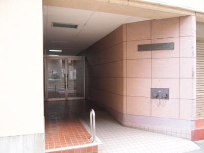 【エントランス】高砂サマリアマンション