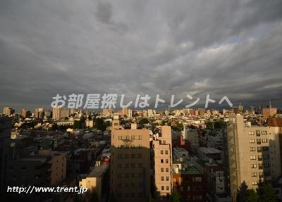 【展望】ステージグランデ文京白山