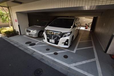 【駐車場】ステージグランデ文京白山