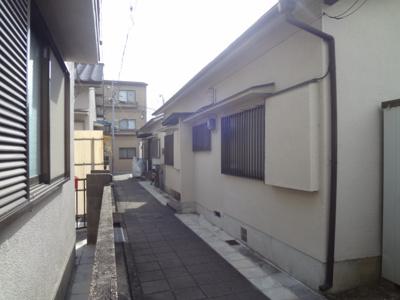 【外観】石橋3丁目平屋貸家☆2DK