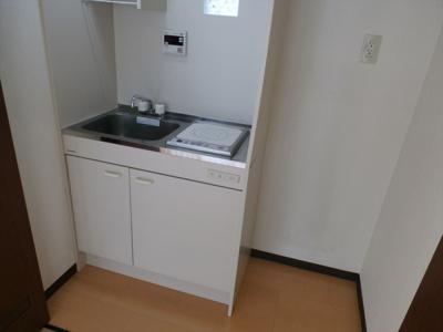 クラーレ幕張のキッチン