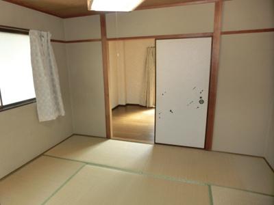 【和室】ヴェルエール岩田