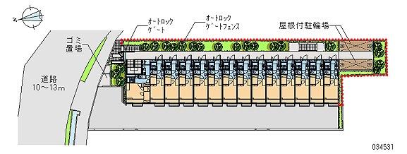 【区画図】セードルⅡ