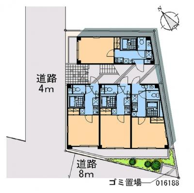 【区画図】ミヨシ