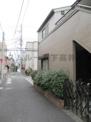 【周辺】長谷川邸