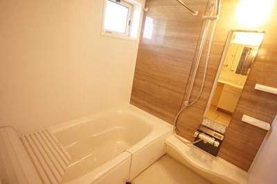 【浴室】ソラージュA棟