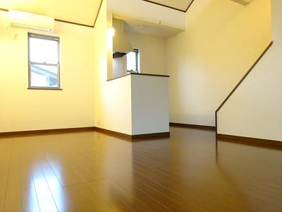 【居間・リビング】代田6丁目オススメアパート