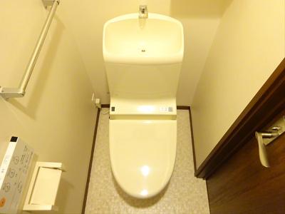 【トイレ】代田6丁目オススメアパート