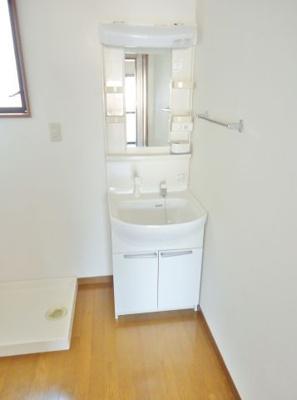 独立洗面台※写真はイメージです。