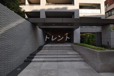 【エントランス】パークコート本郷真砂