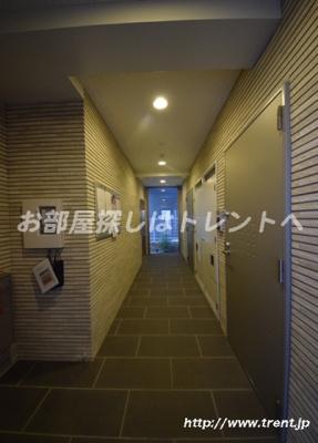 【エントランス】アヴェニール小石川