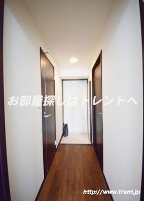 【玄関】アヴェニール小石川