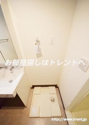 【洗面所】アヴェニール小石川