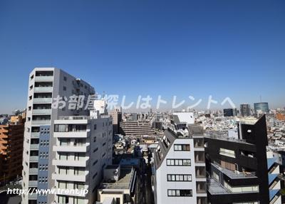 【展望】プラウド神楽坂