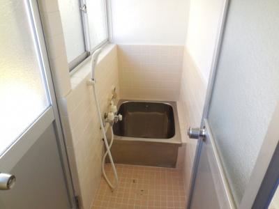 【浴室】矢野ハイツ