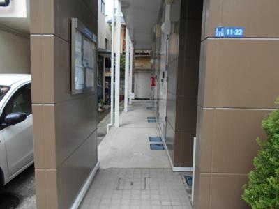 【エントランス】ボルツアーノ