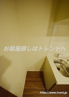 【キッチン】カーサスプレンディッド麹町