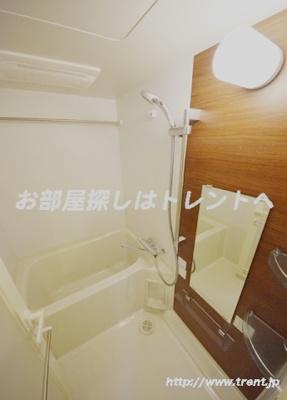 【浴室】カーサスプレンディッド麹町