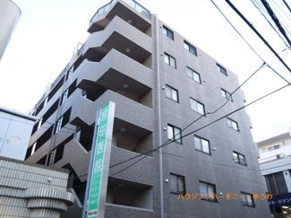 RC造ですので、しっりした建物です。