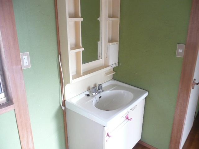 【独立洗面台】村上戸建て