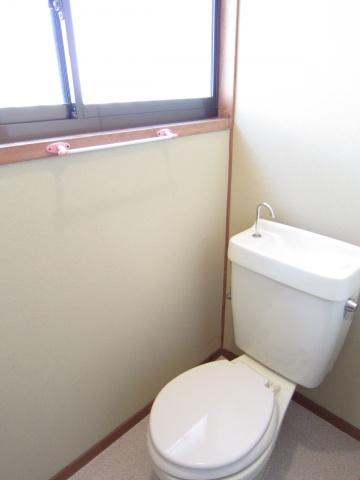 【トイレ】村上戸建て