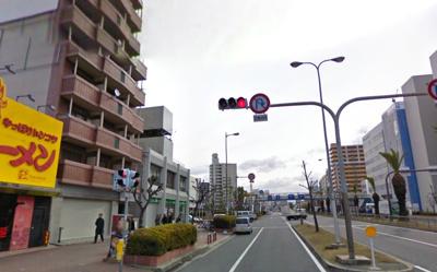 【外観】ルミナスハイツ店舗