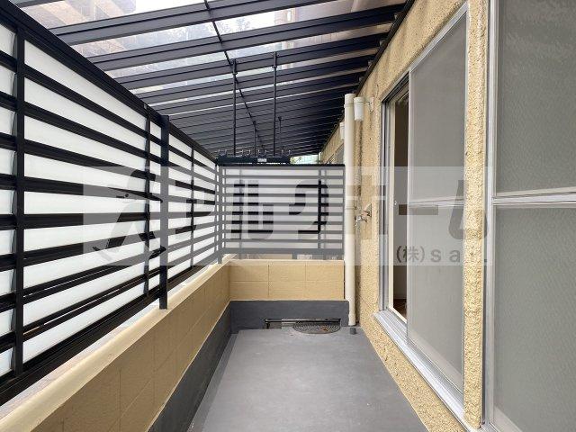 【独立洗面台】第3コーポ平野