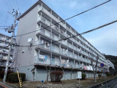 【外観】中山五月台住宅8号