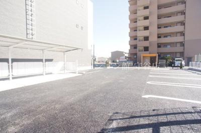 【駐車場】メゾンドアンジュ