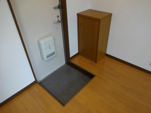 【玄関】ハイツエイト