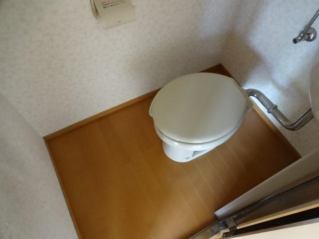 【トイレ】畑本ハイツ