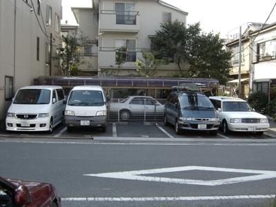 【外観】杉本駐車場