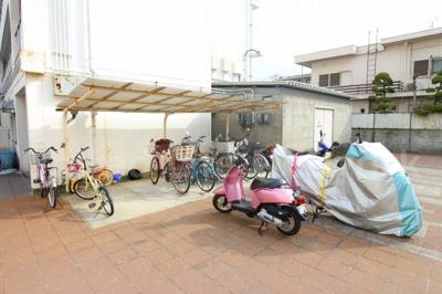 駐輪・バイク置き場