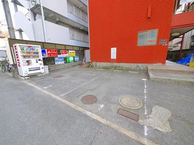 【駐車場】コーポ・ジュネス