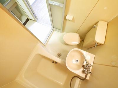 【浴室】コーポ・ジュネス