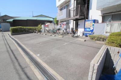 【駐車場】アメニティハイム